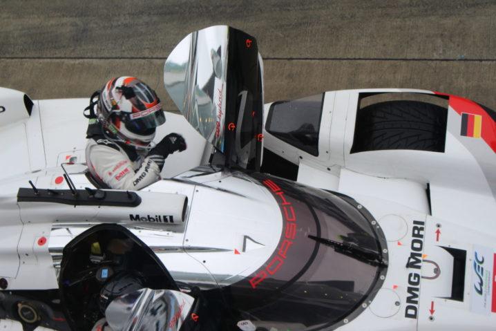 WEC 6時間耐久レース ポルシェ 919ハイブリッド