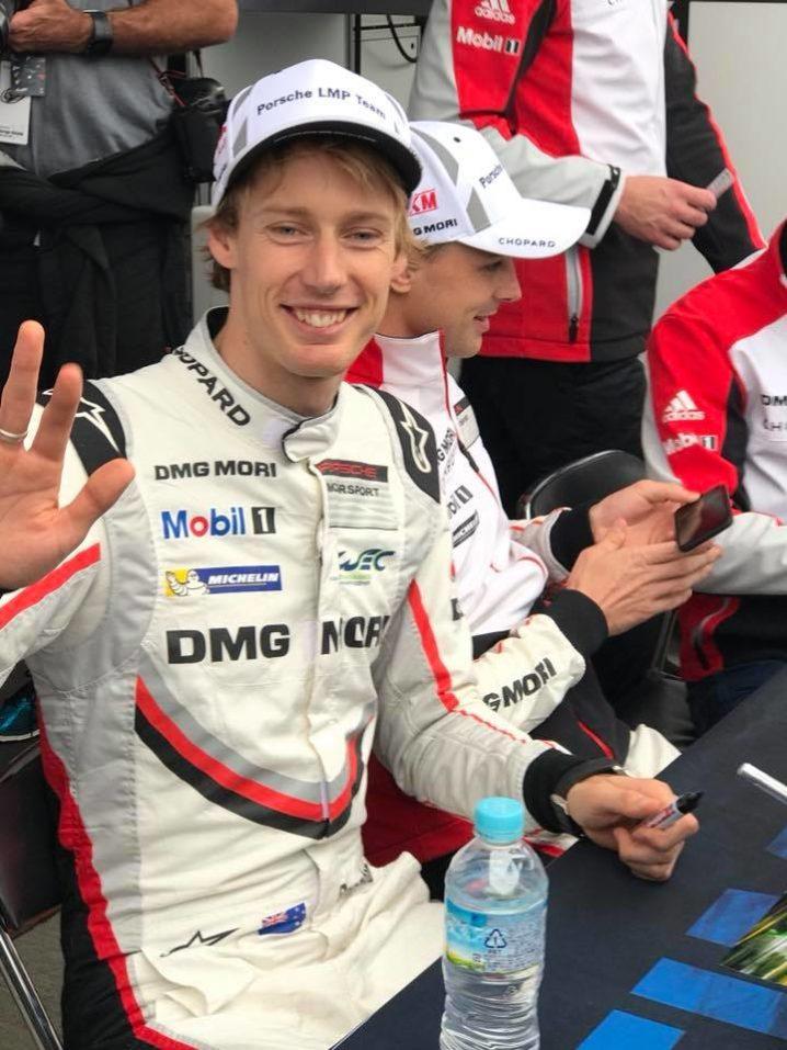WEC/世界耐久選手権【 富士スピードウェイ】ポルシェ・919