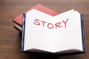 通販の成功ストーリーは人物にフォーカスされている!
