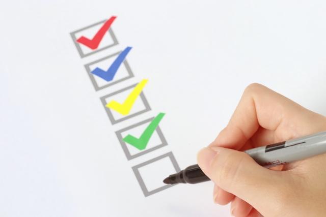 ネット通販の商品企画の10個のチェックリストを公開!