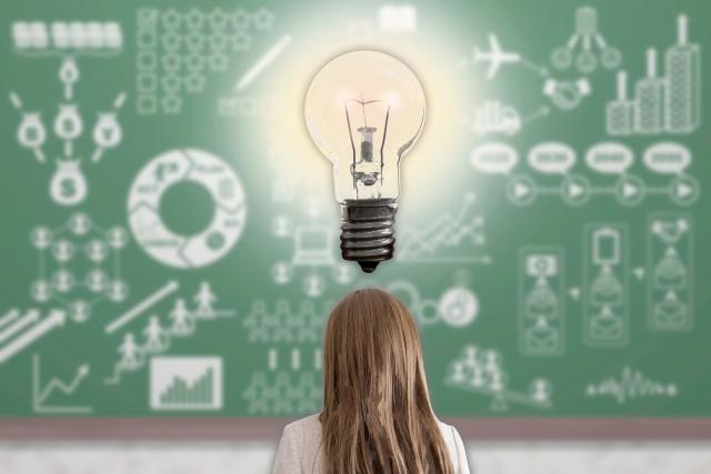 アイディアを磨くのに必要な3つのこと!