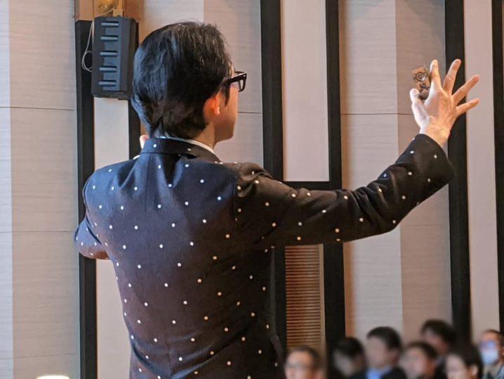 オンラインサロンの成功の秘訣とは?!【神田昌典2022 全国縦断ツアー 埼玉【大宮】】