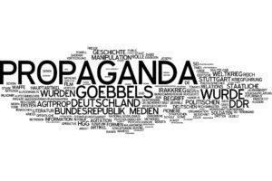 戦争プロパガンダ10の法則からシナリオを学ぶ!
