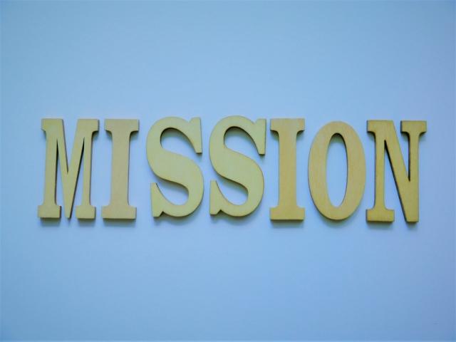 ミッションステートメントを見直すチャンス到来が来ました!